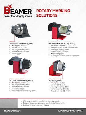 rotary marking solutions